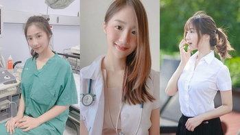 """""""หมอลิลลี่"""" ประวัติ แพทย์หญิง วรัญญา คุณหมอคนสวย ที่ยิ้มแล้วโลกสดใส"""
