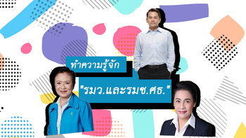 เปิดประวัติ รัฐมนตรีว่าการกระทรวงศึกษาธิการ และ รัฐมนตรีช่วยว่าการ