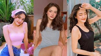 """ส่องความน่ารัก """"Yamin May Oo"""" เน็ตไอดอลสาวจากพม่า ที่สวยแบบเกินต้าน"""