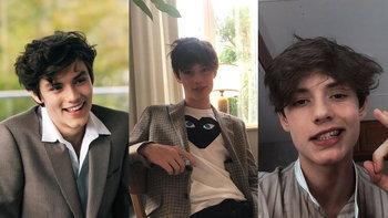 """ประวัติ """"Louis Partridge"""" หนุ่มหน้าใสวัย 17 จากเรื่อง Enola Holmes"""