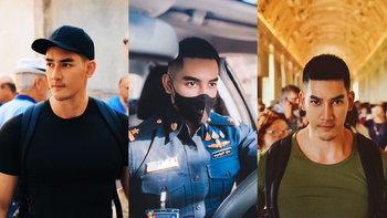 """ประวัติ """"สิงโต เดอะสตาร์"""" หนุ่มกตัญญู ดีกรีข้าราชการทหารอากาศ สถาบันเวชศาสตร์การบิน"""
