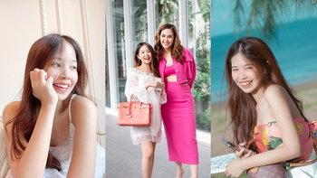 """ประวัติ """"วาวน้ำ แวววรรณ"""" สาวเก่งหัวธุรกิจ CEO อายุ 21 แต่ทำเงินได้กว่า 700 ล้านบาท"""
