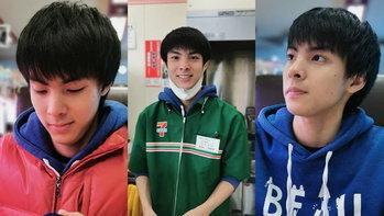 น้องอลัน ลูกครึ่งไทย-ญี่ปุ่น เปิดวาร์ปพนักงานเซเว่นหล่อบอกต่อด้วย