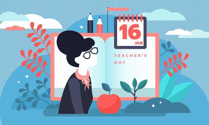 16 มกราคม วันครูแห่งชาติ ประวัติ และความหมาย