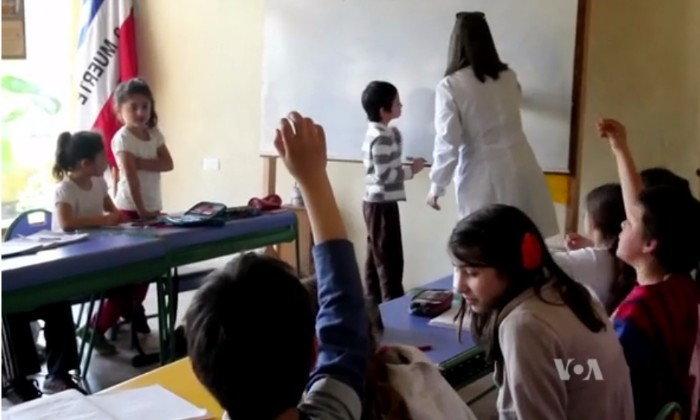 โรงเรียนประถมสีเขียว  ในอุรุกวัย สอนเด็กให้เรียนรู้การอนุรักษ์ธรรมชาติและความยั่งยืนทางสิ่งเเวดล้อม