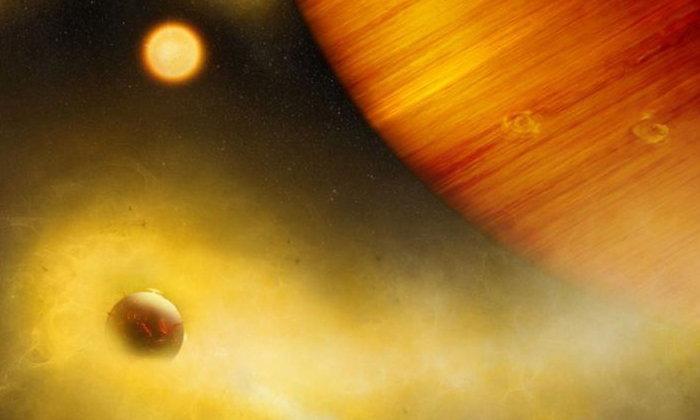 พบเบาะแส! ดวงจันทร์นอกระบบสุริยะ เป็นดาวเคราะห์แก๊ส ห่างจากโลกเพียง 550 ปีแสง