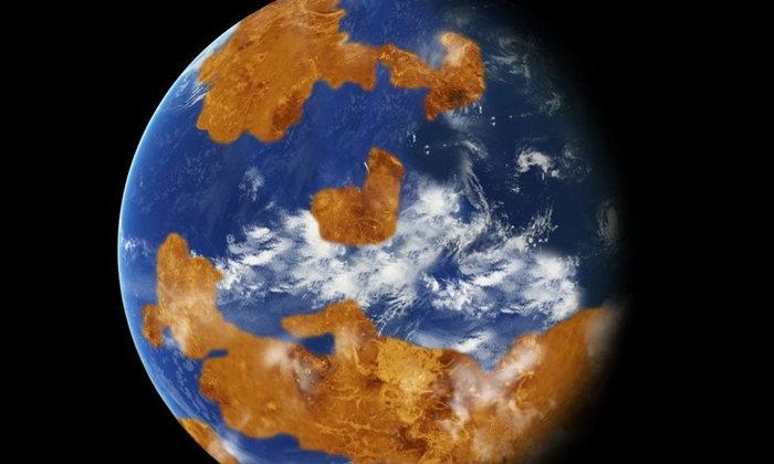 ดาวศุกร์อาจเคยมีสภาพเอื้อต่อการอยู่อาศัยของสิ่งมีชีวิต!?