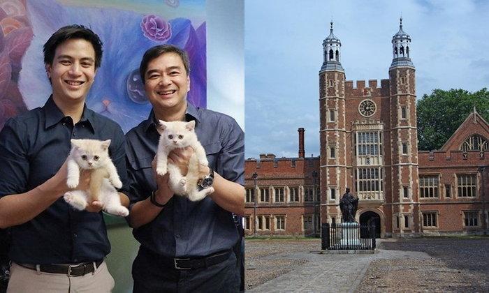 3 สุดยอดคนไทย ที่เคยศึกษาที่ วิทยาลัยอีตัน โรงเรียนมัธยมที่ดีสุดของโลก