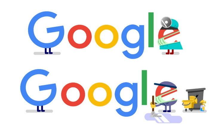 Google Doodles กำลังใจเล็ก ๆ เพื่ออาชีพเสี่ยง COVID-19