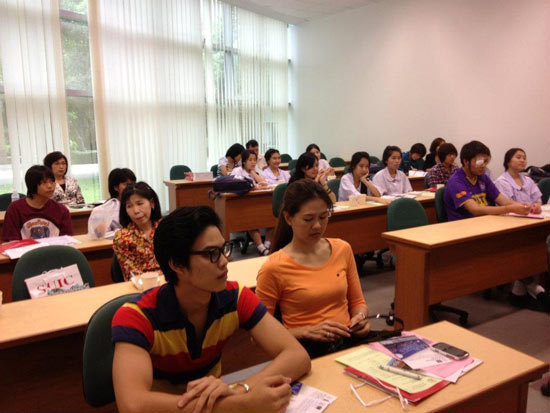 โครงการ Open Day ของ Silpakorn University International College