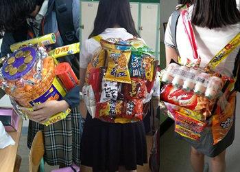 แปลก! วัยรุ่นเกาหลีฮิตเอา ขนมถุง มาทำกระเป๋า