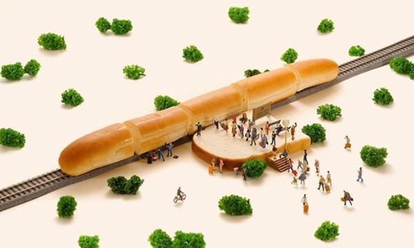 """ชมนิทรรศการของเหล่าโมเดลตัวจิ๋ว """"Miniature Life Ten"""" ผลงานศิลปินทานากะ ทัตสึยะ ที่โอซาก้า"""