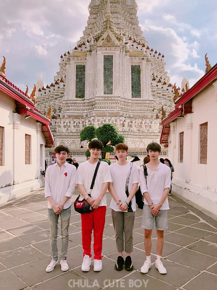 คุณหมอ Cute Boys จาก 4 รั้วมหาวิทยาลัย