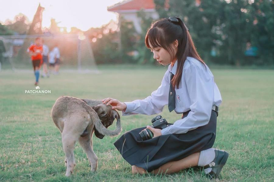 เครื่องแบบนักเรียนประเทศไทย