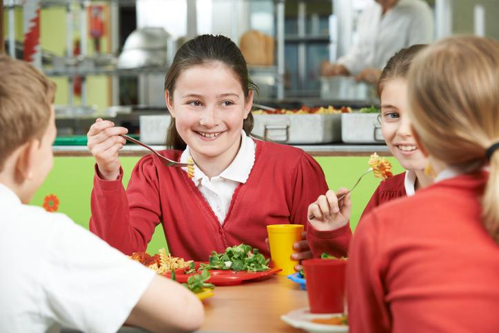 ปริมาณอาหารที่แนะนำให้บริโภคใน 1 วัน สำหรับเด็กวัยเรียน