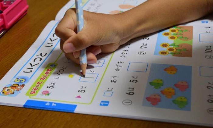 ข้อตกลงเพื่อให้เด็กได้ปฏิบัติและการบ้านของเด็กญี่ปุ่นในช่วงปิดเทอม