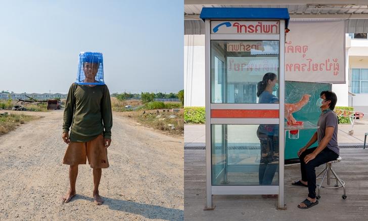 """""""ไทยประดิษฐ์"""" ความสร้างสรรค์ของคนไทยในการใช้ชีวิตช่วงโควิด-19"""
