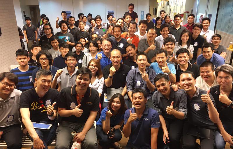 Tencent เปิดบ้านต้อนรับคนไอทีหวังผลักดันวงการเทคประเทศไทย