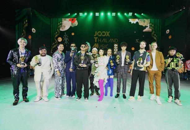"""""""JOOX Thailand Music Awards 2019"""" สุดยิ่งใหญ่ คนดนตรีคับคั่ง!!"""