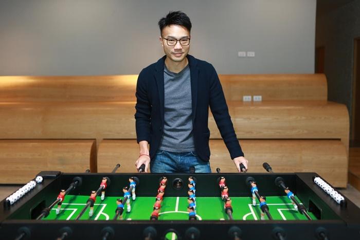 คุณกฤตธี มโนลีหกุล Tencent's global-minded Thai boss
