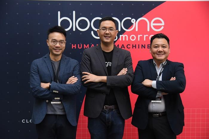 """เทนเซ็นต์ ร่วมเสวนาหัวข้อ """"From China with Love"""" ในงานสัมมนาเทคโนโลยีธุรกิจ Blognone Tomorrow 2019"""