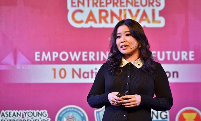 เทนเซ็นต์ ร่วมเป็นวิทยากรบรรยายในการประชุมระดับอาเซียน ASEAN Young Entrepreneur Carnival