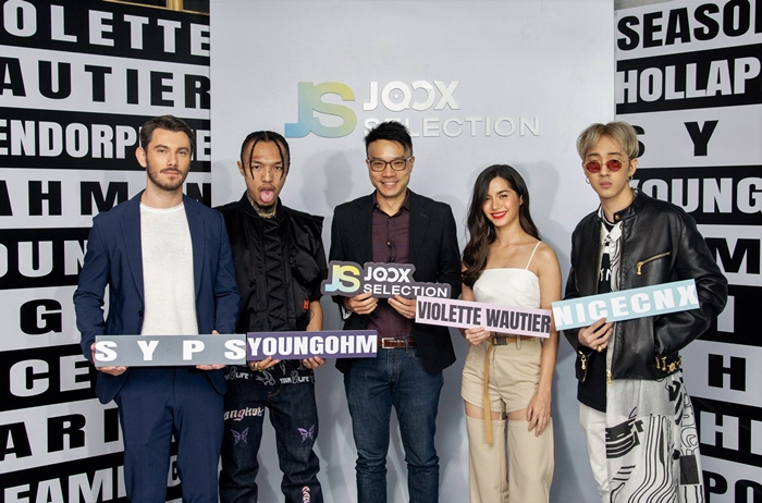 JOOX ผุดโปรเจ็กต์ JOOX Selection เดินหน้าสร้างสรรค์งานเพลงคุณภาพร่วมกับ 18 ศิลปิน