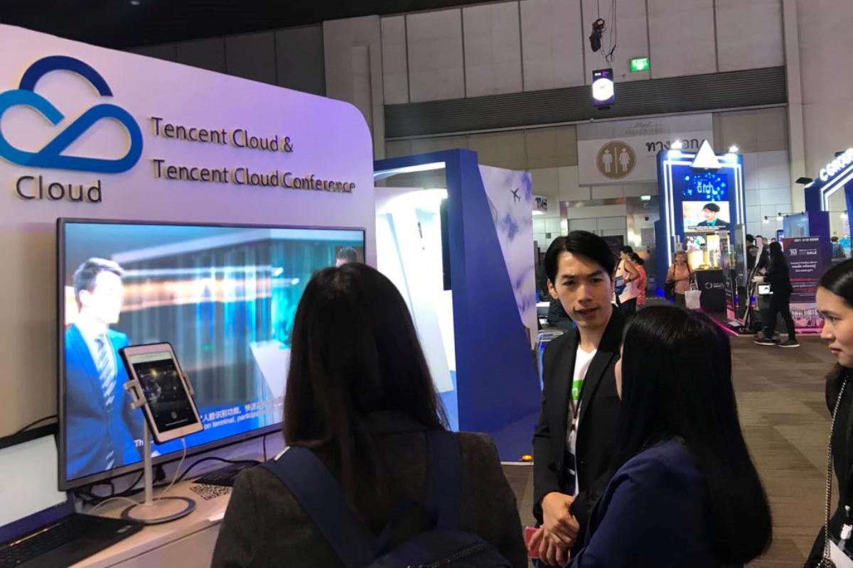 ส่อง Solution จาก Tencent Cloud ตอบโจทย์กลุ่มอุตสาหกรรมทุกรูปแบบ