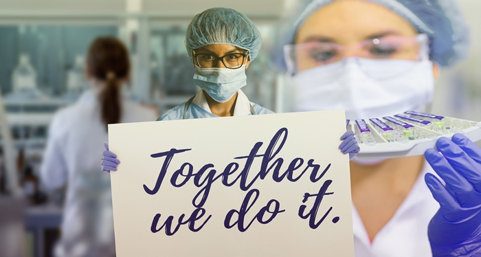 เทคโนโลยีรุ่นใหม่ เพื่อรองรับการทำงานบุคลากรทางการแพทย์