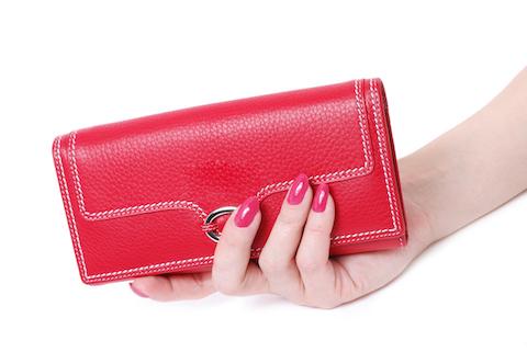สีกระเป๋าสตางค์ใดเรียกทรัพย์ดีที่สุดสำหรับคุณกันนะ