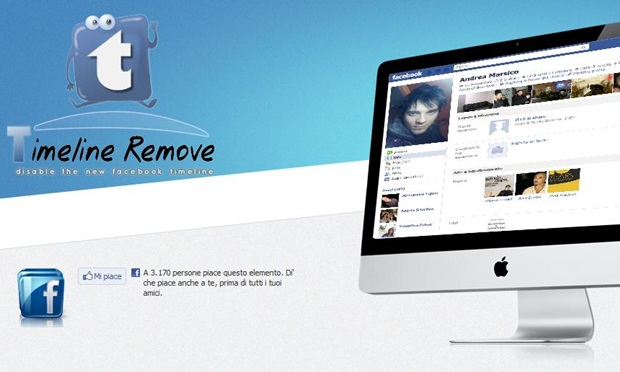 เปลี่ยน Facebook จากแบบ Timeline ไปเป็นแบบเก่าด้วย TimelineRemove