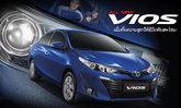 เปิดตัว Toyota Vios 2018 เวอร์ชั่นลาวพร้อมเครื่องยนต์ 1.3 ลิตร
