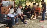 คืบ คดีลุงถูกโจ๋ 30 คนรุมสาหัส พลเมืองดีเจอรถตู้ชน