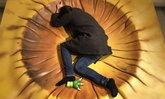 เลียนแบบฉากการตายของ หยำฉา กันได้ที่สวนสนุก J-World โตเกียว
