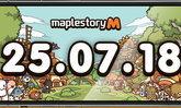 MapleStory M ภาษาไทยมาแน่ 25 ก.ค.นี้ ลงทะเทียนล่วงหน้ากันได้เลย