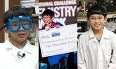 """""""Daniel Liu"""" เด็กอัจฉริยะ อายุ 13 แต่มีชื่อในผลงานวิจัยของระดับมหาวิทยาลัย"""
