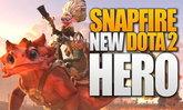 เกม DOTA 2 เปิดตัว Hero ตัวใหม่ประจำปี Snapfire คุณยายคุกกี้สอดไส้ดินปืน