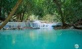 น้ำตกวังก้านเหลือง บลูลากูนแห่งลพบุรี