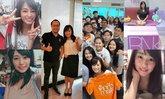 """ห้องเรียนแทบแตก ม.หอการค้าเชิญ """"Asano Emi"""" อดีตดารา AV มาบรรยายให้นักศึกษา"""