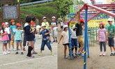 แบ่งกลุ่มให้รุ่นพี่รุ่นน้องพบปะกัน กิจกรรมเสริมทักษะการอยู่ร่วมกันในสังคมของเด็กญี่ปุ่น