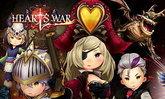 รีวิว HeartsWar เกมเก็บเลเวลใหม่บนมือถือการผจญภัยสุดแฟนตาซี