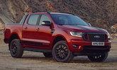 Ford Ranger Stormtrak และ Wolftrak 2021 ใหม่ รุ่นพิเศษเฉพาะยุโรปเท่านั้น