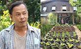 หนุ่มเมืองสองแควประยุกต์บ้านเก่าของบรรพบุรุษเปิดเป็นสวนผักคาเฟ่ สำหรับคนรักธรรมชาติ