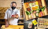 กิน Omakase ที่ร้านไม่ได้ SUSHI JUBAN จัดให้ส่งเชฟไปทำให้ถึงบ้านเลย!