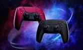PS5 เปิดตัวจอย DualSense สีใหม่ Cosmic Red และ Midnight Black