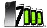 Samsung เปิดตัว Galaxy M62 จอ AMOLED, ชิป Exynos 9825