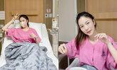 """""""มุก วรนิษฐ์"""" แอดมิทโรงพยาบาลแล้ว หลังมีอาการชักเกร็งหน้าบวมจากการแพ้อาหาร"""