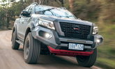 Nissan Navara PRO-4X Warrior 2021 ใหม่ เพิ่มชุดแต่งเสริมหล่อที่ออสเตรเลีย