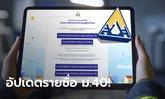เช็คสิทธิประกันสังคมมาตรา 40 www.sso.go.th อัปเดตรายชื่อผู้สมัครใหม่แล้ว!