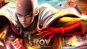 RoV x One Punch Man สกินฟรี  เตรียมรับไปเลย !! Cosplay: Saitama